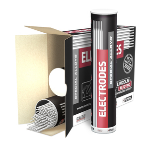 Special alloys Stick electrodes packaging