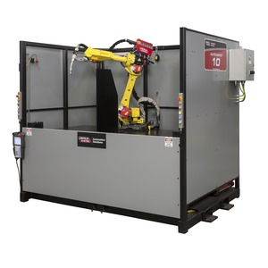 Auto-Mate 10 Robotic Welding Cell