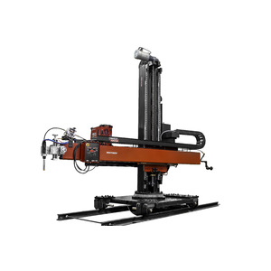 Portable Column and Boom Manipulator for Submerged Arc Welding