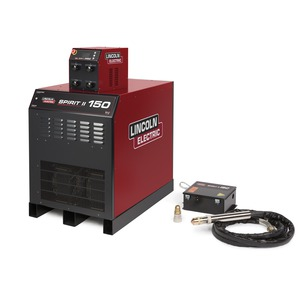 Spirit II 150 Plasma Cutting System - Manual Gas Console