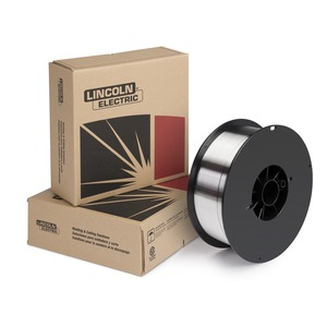 20 lb Plastic Spool SuperGlaze or SuperGlaze HD Aluminum MIG Wire