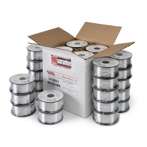 SuperGlaze Aluminum MIG Wire Packaging