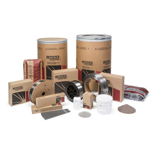 Lincoln Electric Hardfacing Consumables Family