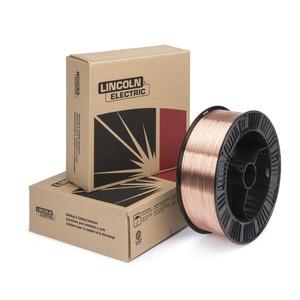 SuperArc MIG wire, 33 lb. Plastic spool