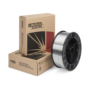 25 lb plastic spool Blue Max MIG 308LSi Stainless MIG wire
