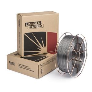 Innershield Flux Cored wire, 25 or 30 lb steel spool
