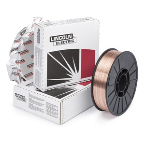 10 lb plastic spool Pipeliner 70S-G MIG wire