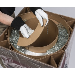 Gem-Pak Bulk Aluminum Wire Packaging