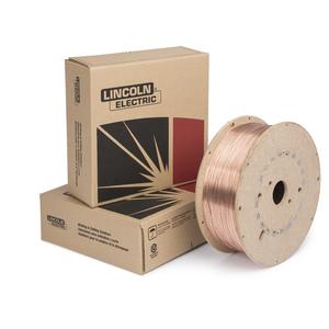 SuperArc MIG wire, fiber spool