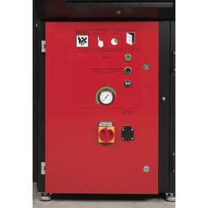 Control panel for Downdraft Table