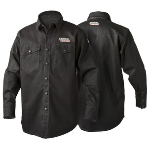 BLACK FR WELDING SHIRT