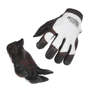 Red Line Full Leather Steel Worker Gloves