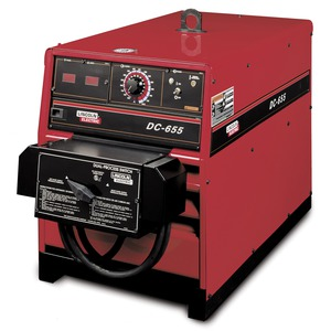 Idealarc DC-655 Power Source with Dual Process Switch