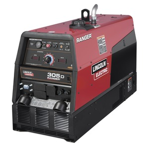 Lincoln Electric Mig Welder >> Ranger® 305 D Engine Driven Welder (Kubota®)
