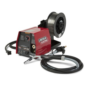 Lincoln Electric's LF-72 Wire Feeder, Standard Duty model