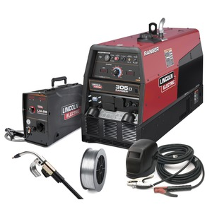 Ranger® 305 D Engine Driven Welder (Kubota®) One-Pak®