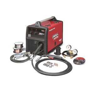 Power MIG 180C Compact MIG and Flux Cored wire Welder