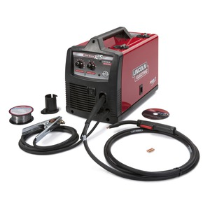 Flux Core Welding Wire >> Pro-Core® 125 Welder
