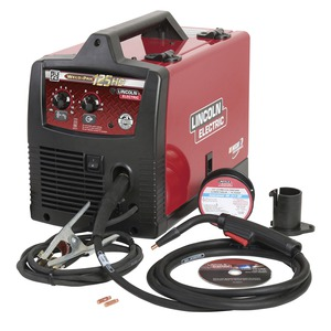 Weld-Pak 125HD Wire Feeder Welder