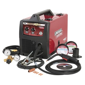 Weld-Pak 140HD Wire Feeder Welder
