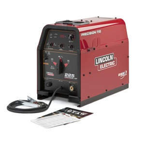 Lincoln Electric's Precision TIG 225 TIG Welder