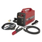 High-performance stick welder in a portable package