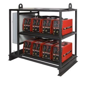 Invertec V275-S 8-Pack Inverter Rack