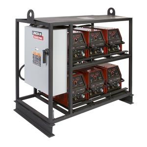 Invertec V350-Pro Inverter Rack