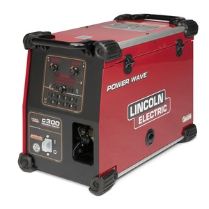 Lincoln Electric's Power Wave C300 MIG Welder