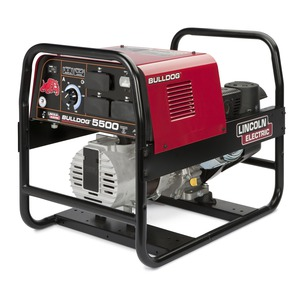 Bulldog 5500 Portable Engine Driven Welder