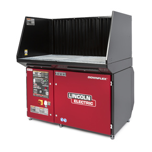 DownFlex 400-MS/A downdraft table