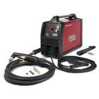Save now on plasma cutting for the job site or maker space with the Lincoln Electric Tomahawk 625 hand held plasma cutter. Receive either $500 instant savings or free accessory kit valued at $1,224. Free shipping to store at participating dealers.