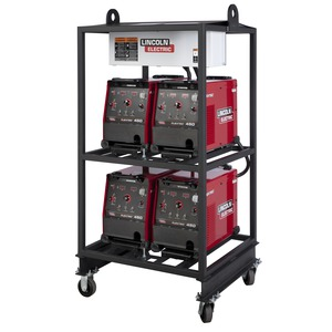 Flextec 450 4-Pack Rack