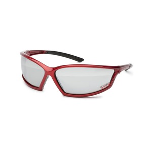 I-Beam Red Safety Glasses