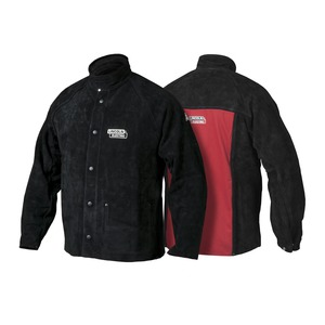 Heavy Duty Leather Welding Jacket