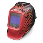 Viking 4C Lens Technology 2450 Street Rod Auto-darkening helmet