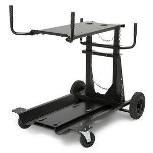 Single Cylinder Cart for Flextec 450 and Power Wave S series units