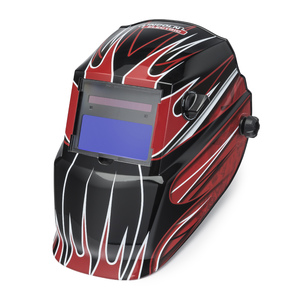 Fierce Red 600S Helmet