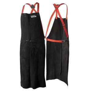 Split Leather Welding Apron K3110 All