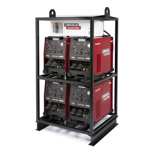 Flextec 650 4-Pack Rack
