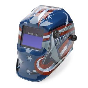 Viking 4C Lens Technology 1840 All American Helmet
