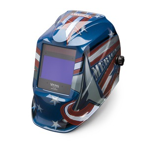 Viking 4C Lens Technology 2450 All American Helmet