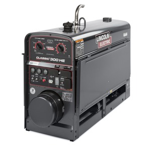 Lincoln Electric Mig Welder >> Classic® 300 HE Engine Driven Welder (Kubota®)