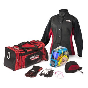 Image for Jessi Combs Women's Welding Gear Ready-Pak® from The Lincoln Electric Online Store