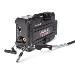 Activ8 Wire Feeder with Magnum Pro Curve 300 Gun One-Pak.