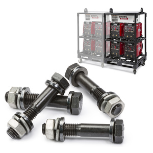 FLEXTEC 350X 4-PACK TO 8-PACK RACK CONVERSION KIT
