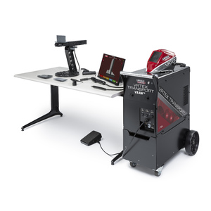 VRTEX TRANSPORT Virtual Reality Welding Trainer