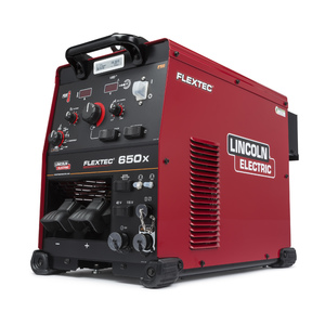 Flextec 650X CE multi-process welder