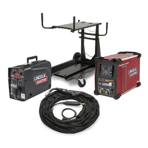 Power Wave S350 Push-Pull, Air-Cooled One-Pak for Aluminum Welding