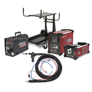 Power Wave S350 Push-Pull, Water-Cooled One-Pak for Aluminum Welding